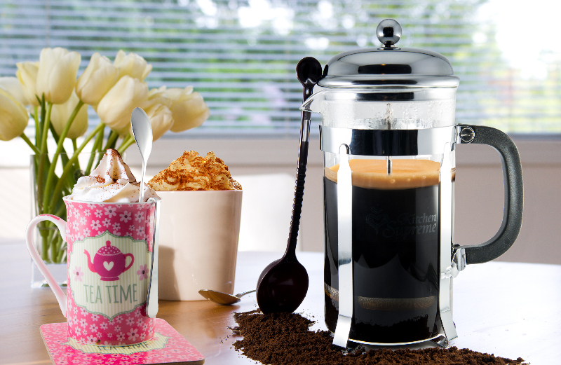 Why you don't want to miss the French Press Coffee!