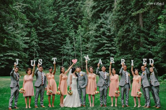 Five simple ways to incorporate chalkboard labels in weddings
